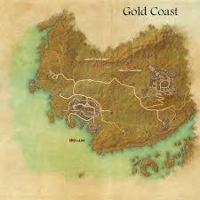 gold coast treasure maps  elder scrolls online wiki