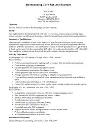 Bookkeeping Resume Examples Bookkeeping Resume Example Examples of Resumes bookkeeper resume 12