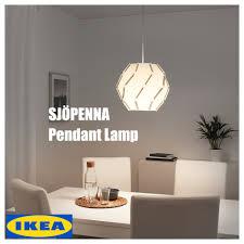 Ikea Sjöpenna Sjopenna Pendant Lamp