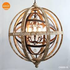 wood sphere chandelier antique lighting globe wooden pendant light with wooden chandelier pendant light white wooden globe chandelier
