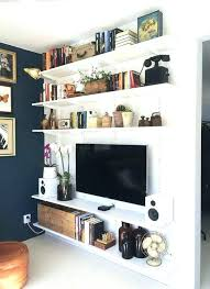 wall mounted shelves ikea shallow wall shelf chic and modern wall mount ideas for living room mounted shelves s on wall mounted corner shelf ikea
