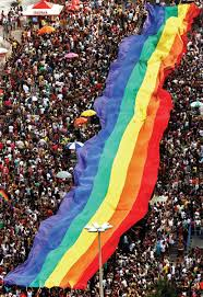 gay rights movement political and social movement com gay pride rio de janeiro 2007