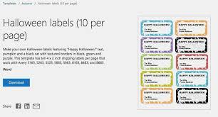 Microsoft Word Sticker Label Template Fresh Avery 14 Labels
