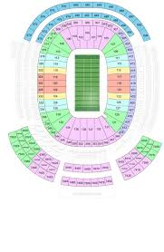 Lambeau Field Seating Chart Products Event Usa