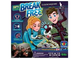 Купить <b>настольную игру</b> Yulu <b>Break</b> Free Освобождение YL039 по ...