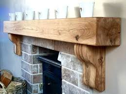 how to make a mantel shelf for brick fireplace designs shelving ideas with corbels