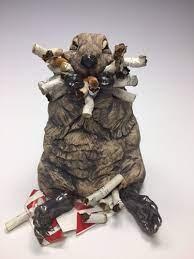 Ceramic Animal Sculpture by Deana Bada Maloney I Artsy Shark