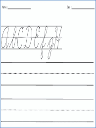Handwriting Worksheets Maker Make Your Own Handwriting Worksheets Handwriting Worksheet Maker