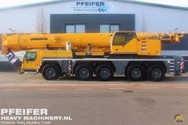 220t Liebherr Ltm 1220 5 2 All Terrain Crane For Sale