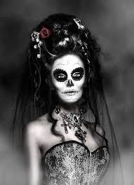day of the dead bride costume i love it