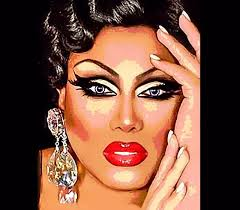 drag queen makeup artist lessons by fiona ter