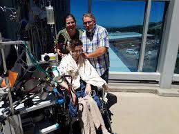 Vaping illness: Acute respiratory failure nearly killed Alexander ...