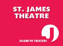 St James Theatre Frozen Seating Chart St James Theatre New York Tickets Schedule Seating Chart Directions