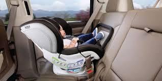 britax car seat installation care