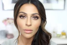 where to highlight how to contour and highlight makeup tutorial teni panosian youtube
