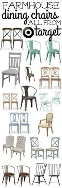 farmhouse dining chairs target dining chairmetal