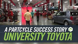 University Toyota Saves Tons of Time and Money on Tundra Engine ...