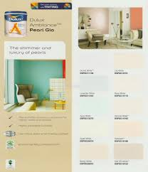 Dulux Pearl Effects Colour Chart Dulux Interior Paint Pearl Glo 5l