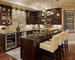 Basement bar ideas to bring your dream basement into your life 1