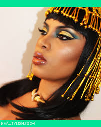 cleopatra makeup inspired you msroshposh rosh p s photo beautylish