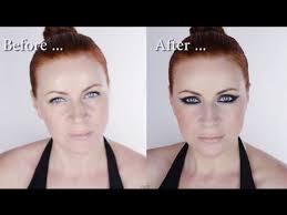 day to evening makeup quick cat eye makeup