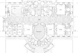 White House Floor Plan Basement House Plans - House with basement plans