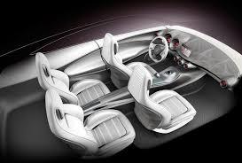 Car Design Classes Mercedes Benz Concept A Class Interior Design Sketch Car