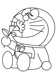 They are mini versions of doraemon, each with a different color. Top 12 Cartoon Coloring Papers For Your Beloved Ones Coloring Pages For Kids On Coloring Forkids Com