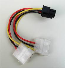 need to build a 2 molex to 6 pin pci e cable techpowerup forums