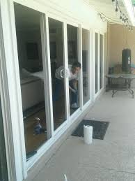 sliding glass door replacement options 4 panel sliding glass door replaced in phoenix home design app
