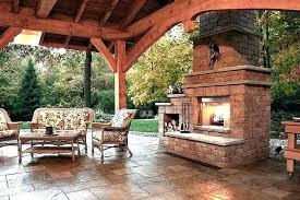 brick fireplace ideas outside backyard brick fireplaces building a patio fireplace chic idea backyard fireplace ideas quiet corner inspiring outdoor painted