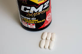 cm2 for pre workout supplements