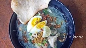 Hidangan ditawarkan dengan harga terjangkau dengan rasa terbaik. Soto Ayam Miso Dimanaja Com