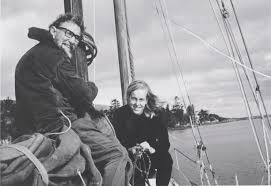 Edward Allcard, who crossed the Atlantic solo and sailed <b>around</b> the ...