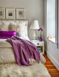 bedroom colors grey purple. Gray Cream Purple Bedroom Color Scheme Colors Grey Y