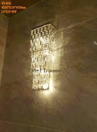 hotel hallway lighting.