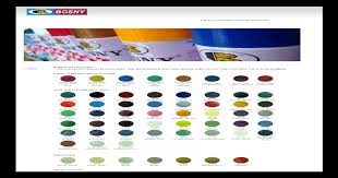 Flowcrete Color Chart Bosny Color Chart Regular Colors