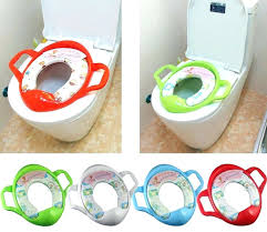 toilet lidl child toilet seat baby kids toddler potty trainer soft padded toilet seat pedestal