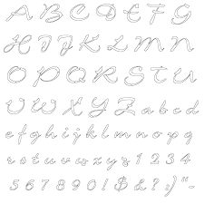 printable letter templates fresh fancy template zigy of with free alphabet stencils