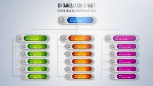 Smart Organizational Chart 032 Microsoft Powerpoint Organizational Chart Template Org