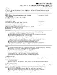 Accounting Intern Resume Objective Intern Resumes Internship