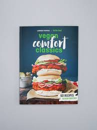 Vegan Comfort Classics by Lauren Toyota - The Herbivore Clothing ...