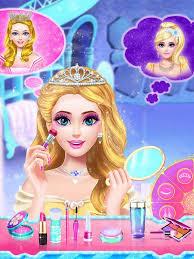 princess dress up and makeover games screenshot 5