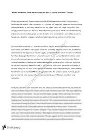medea essays top tips for writing in a hurry medea essay topics  medea shows that there are emotions and desires greater than love medea shows that there are medea essays gradesaver