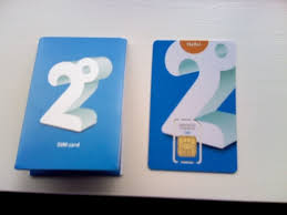 brand new 2 degrees 3 in 1 sim card