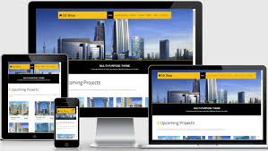 real state template free bootstrap template real estate download now