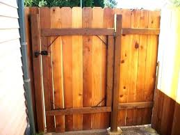 wood fence gate latch cedar fence gate dog ear fence gate google search wood fence gate latch wood fence gate hardware home depot