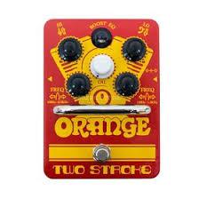 Эффект гитарный <b>ORANGE Two Stroke</b> Boost EQ Pedal , бустер ...