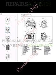 daewoo doosan de12t generator diesel engine maintenance manual