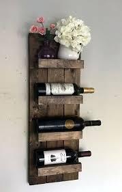 wine rack rustic wall mounted wine racks uk wall mount wine glass rack wood wrought